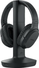 SONY MDR-RF895RK - Casque sans fil avec station de charge (Over-ear, Noir)