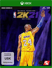 Xbox Series X - NBA 2K21: Mamba Forever Edition /D