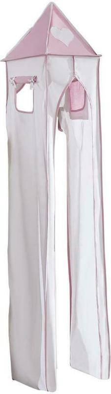 Turmset Rosa/Weiß
