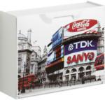 Möbelix Schuhkipper London 1 1 Klappe Weiß B: 51 cm
