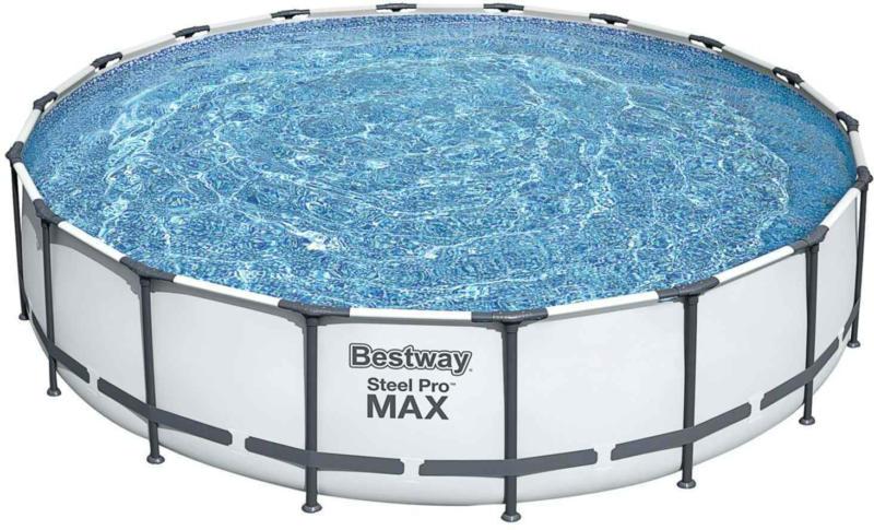 Bestway Pool S-Pro Max Set 549 x 122 -