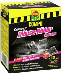 Cumarax® Mäuse-Köder Getreide 120 g