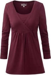 Damen Umstands-Langarmshirt mit Stillfunktion (Nur online)