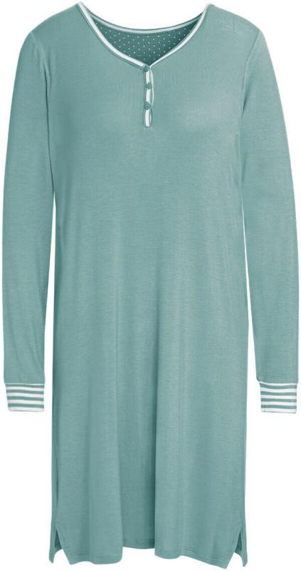 Damen Nachthemd mit Knopfleiste (Nur online)