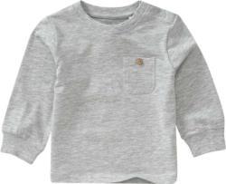 Baby Langarmshirt mit Brusttasche (Nur online)