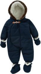 Newborn Overall mit Teddyplüsch-Futter (Nur online)