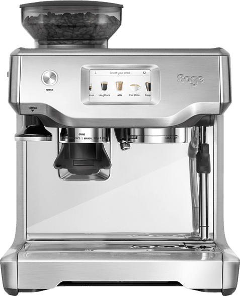 Espressomaschine the Barista Touch in Edelstahl SES880BSS4EEU1