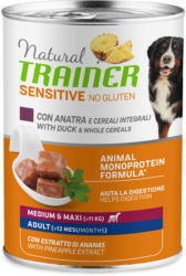 Trainer Hundefutter Sensitive No Gluten Medium&Maxi Adult Ente 400g