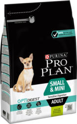 Pro Plan Dog Small & Mini Sensitive Digestion Agneau 3kg