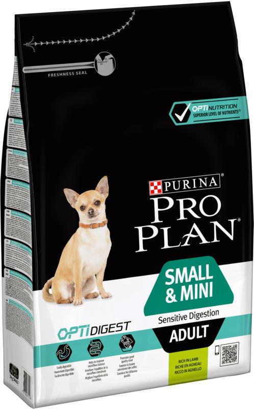 Pro Plan Dog Small & Mini Sensitive Digestion Agneau 3kg