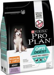 Pro Plan Dog Medium & Large Sensitive Digestion Dinde sans gluten 2.5kg
