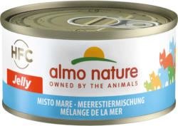Almo Nature HFC Jelly Meerestiermischung Dose 24x70g