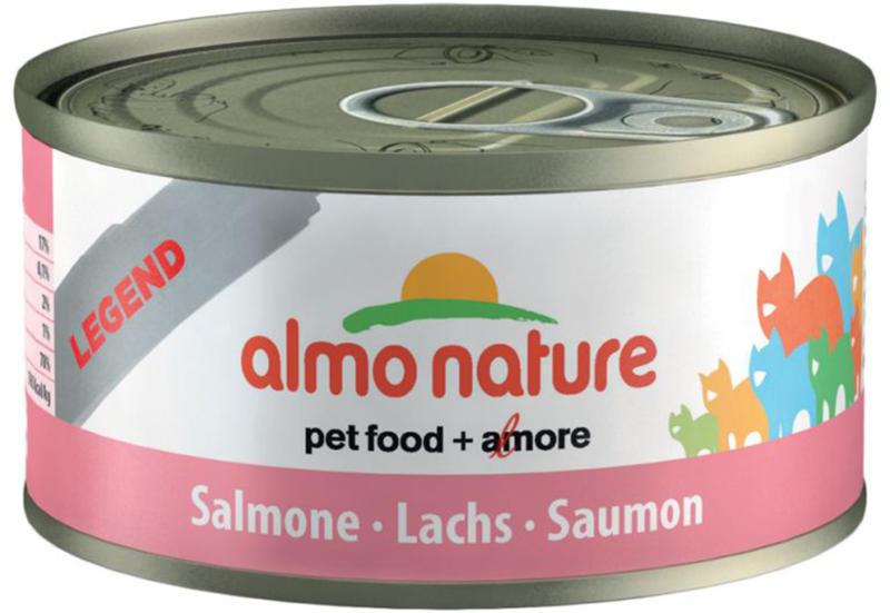 Almo Nature Legend Cat Saumon 70g