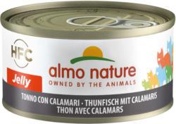 Almo Nature HFC Jelly Thunfisch & Calamaris Dose 24x70g