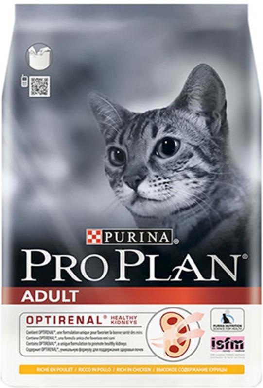 Pro Plan Cat Adult Poulet+Riz 1,5kg