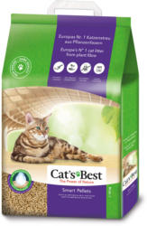 Cat's Best Smart Pellets Katzenstreu klumpend 20L