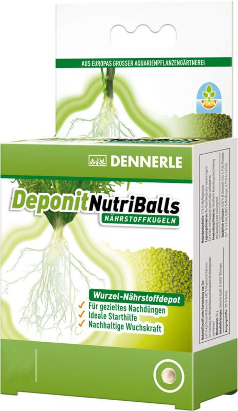 Dennerle NutriBalls 10 Stück Deutsch