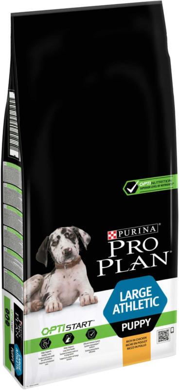 Pro Plan Dog Large Athletic Puppy OPTI START Poulet 12kg