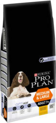 Pro Plan Dog Medium & Large Adult 7+ OPTI DERMA saumon 14kg