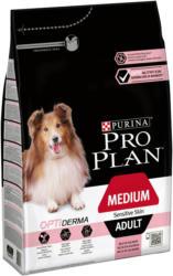 Pro Plan Dog Medium Adult OPTI DERMA Saumon 3kg