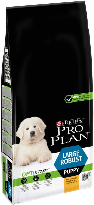 Pro Plan Dog Large Robust Puppy OPTI START Huhn 12kg