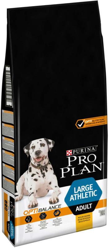 Pro Plan Dog Large Athletic Adult OPTI HEALTH Poulet 14kg