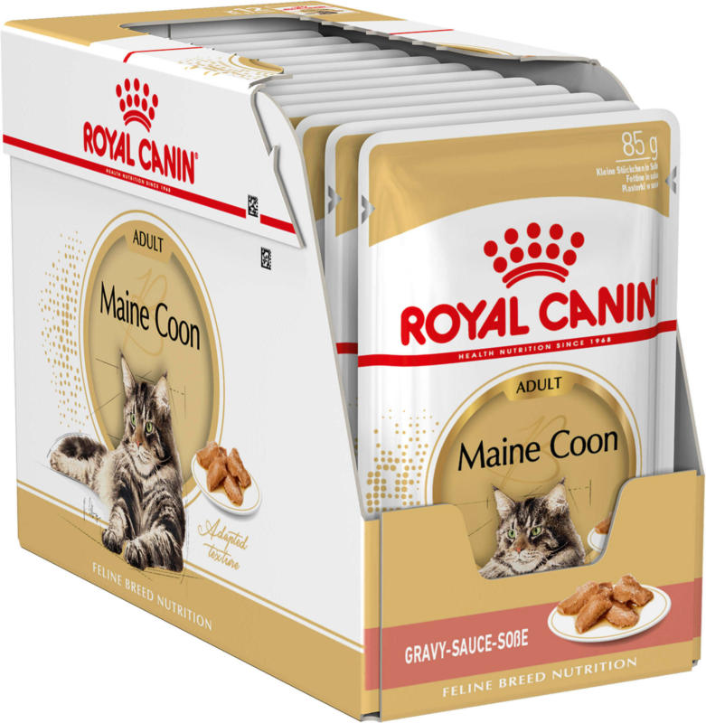 Royal Canin Chat Maine Coon 12x85g