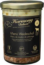 Harmony Dog Deluxe Menü Weideschaf 400g