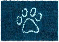 Dog Gone Smart Dirty Dog Door Mat Pacific Blue 80x50cm