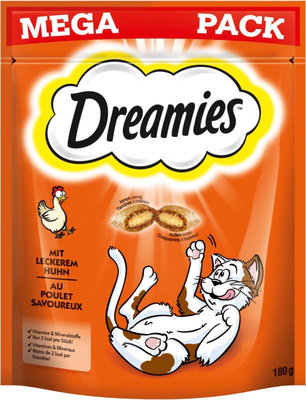 Dreamies Dreamies au poulet 180g