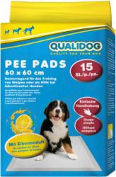 QUALIDOG Puppy Pee Pads citron 15 pièces