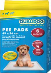 QUALIDOG Puppy Pee Pads odeur neutre 6 pièces