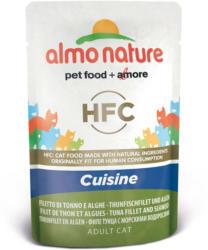 Almo Nature HFC Jelly Thunfischfilet & Algen 55g