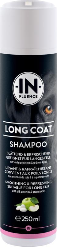 In-Fluence Hundeshampoo Long Coat für Hunde mit langem Fell 250ml