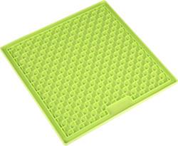 LickiMat Tapis à lécher Buddy L vert