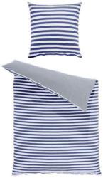 BETTWÄSCHE Jersey Blau