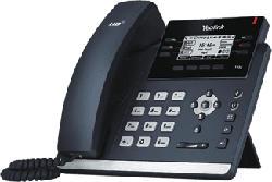 YEALINK SIP-T42S - IP-Telefone (Schwarz)