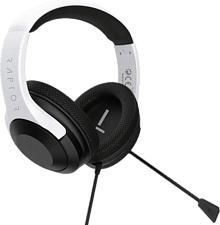 RAPTOR H300 - Cuffie da gaming (Bianco/Nero)