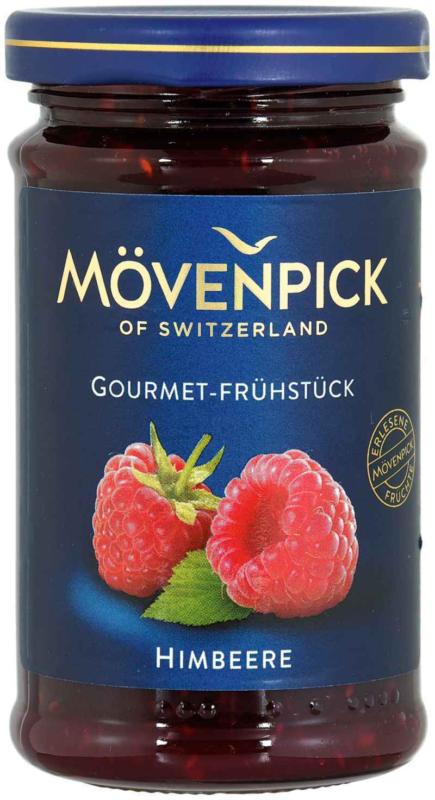 Mövenpick Colazione Gourmet Frutta da spalmare Lampone 250 g -