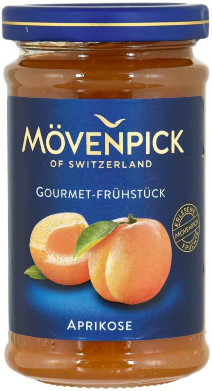Mövenpick Colazione Gourmet Frutta da spalmare Albicocca 250 g -