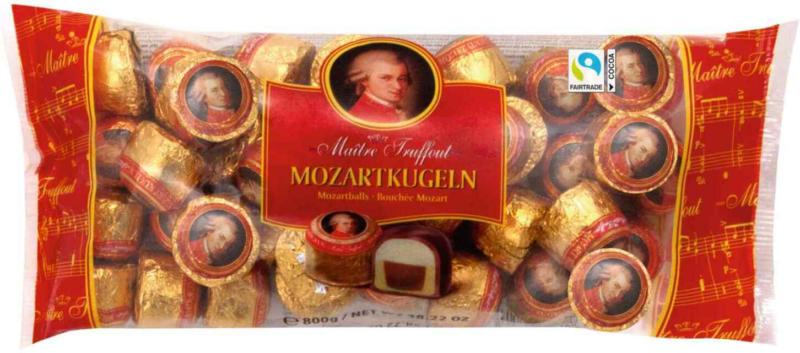 Maître Truffout Mozartkugeln 800 g -