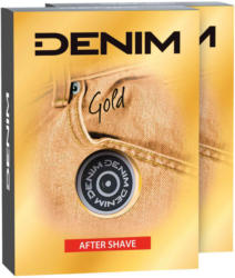 Denim After Shave Gold Duo 2 x 100 ml -