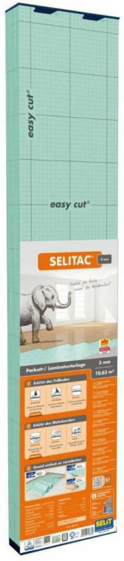 "Faltplatte ""Selitac"", 3mm grün, 1,06x8,5m, entspricht 9 m²"