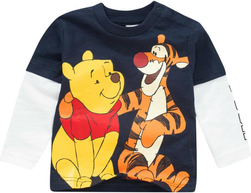 Winnie Puuh Langarmshirt im Lagen-Look (Nur online)