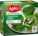BILLA Iglo Spinat-Feta-Knödel