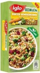 Iglo Ideenküche Bunter Gemüsereismix