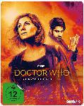 MediaMarkt Doctor Who - Staffel 12 Steelbook Edition