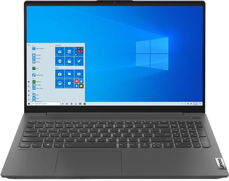 Notebook IdeaPad 5 15ITL05, i5-1135G7, 16GB RAM, 512GB SSD, 15.6 Zoll FHD, Graphite Grey