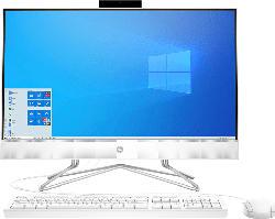 All-in-One PC 24-df0912ng, Athlon 3150U, 8GB RAM, 512GB SSD, 23.8 Zoll FHD, Natursilber (2H5G0EA)