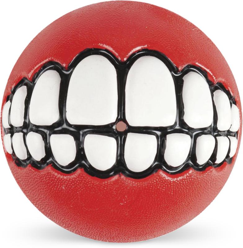 Rogz Ball rot 4.9cm